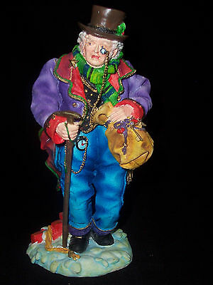 Department 56 Scrooge Figurine In the Spirit Dickens A Christmas Carol