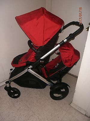 Britax B-Ready Twin double Stroller With Britax B-safe car Seats Free Shipping!