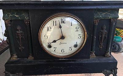 Antique Clock - Brand Is sessions