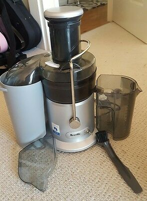 """Breville """"The Juice Fountain"""" Juicer, Great Cond."""