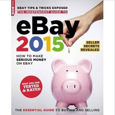 Independent Guide to eBay 2015 (eBook-PDF files) Free Shipping