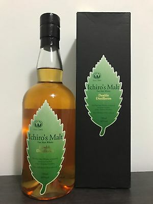Ichiro's Malt Double Distilleries Pure Malt Japanese Whisky 700ml