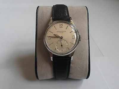 Reloj Jaeger LeCoultre watch tipo militar military style