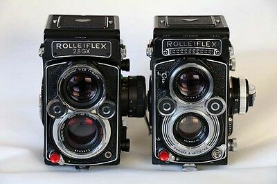 Rolleiflex 2.8F, 3.5F, GX FX Soft Release Button (Choice of colours)-  BRAND-NEW