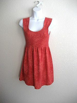 Oh Baby By Motherhood Sleeveless Cotton Top-Great Style    Size:  Medium