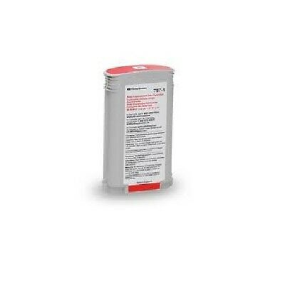 Pitney Bowes 787-1 Genuine red ink cartridge FREE SHIPPING