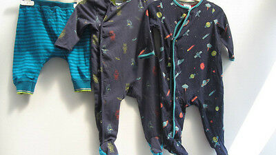 Baby Boys Ted Baker Babygrows, trousers, small bundle 3-6 months