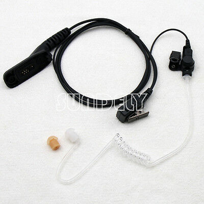 Motorola Radio FBI Headset/Earpiece DP3400 DP3401 DP3600 DP3601 XPR6300 APX7000