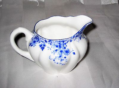 Shelley - Dainty Blue - Small Creamer