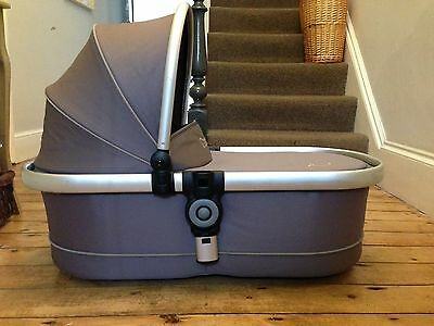 ICANDY PEACH 1 2 3 And Jogger MAIN CARRYCOT IN GLACIER