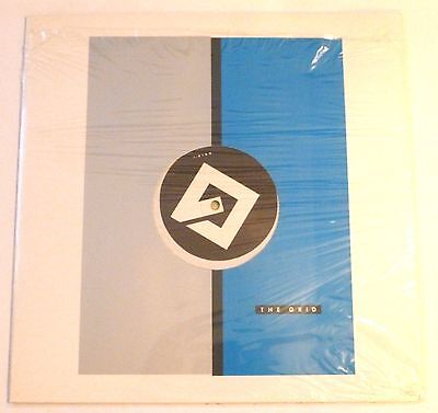 """The Grid - One sided     UK 12"""""""