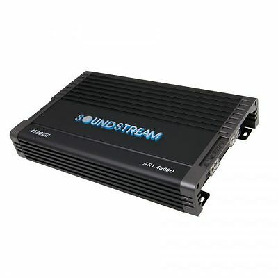 NEW Soundstream AR1.4500D 4500 Watts Mono Class D Subwoofer Amplifier BASS AMP