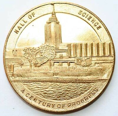 Chicago Century Of Progress Merchant Good For Trade Token; Il