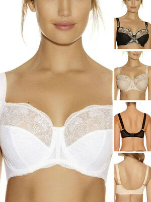 Fantasie 2182 Elodie Underwired Side Support Non Padded Full Cup Bra