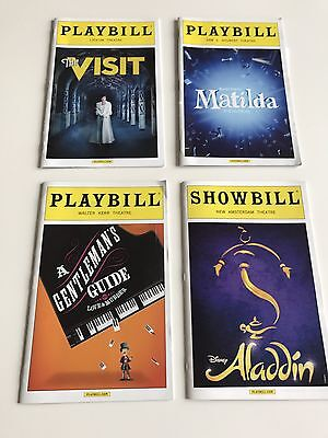 Playbill Collection #2