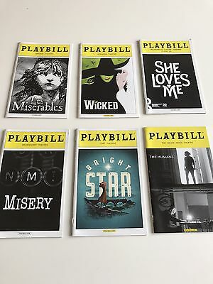 Playbill Collection #3