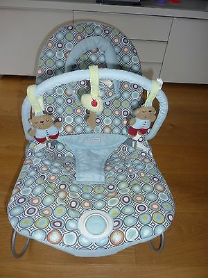 Mamas And Papas Bouncer Chair With Vibration in VGC