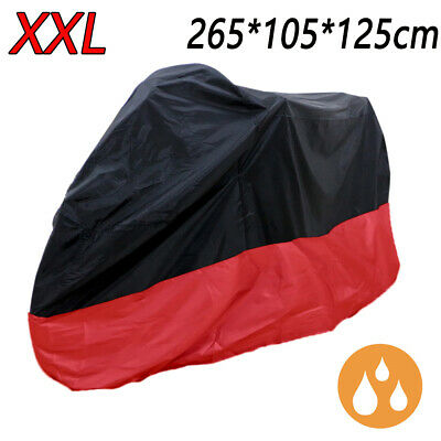 Red Motorcycle Cover Bag For Suzuki Boulevard M109R M50 M90 M95 C109R C50 90