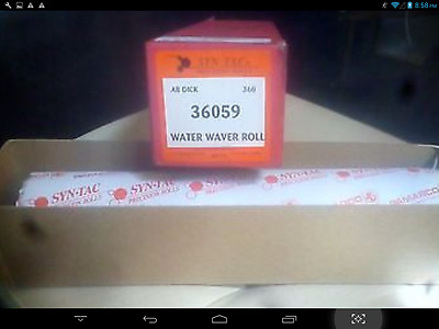 Syntac Water Waver Roll AB DICK 36059 - 1 roll NEW