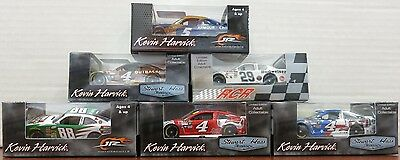 Kevin Harvick - Mixed Lot of 6 Different 1:64 Scale NASCAR Diecast #4