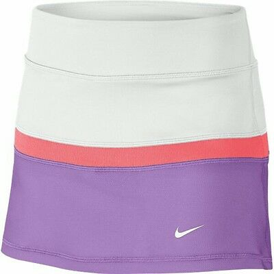 NWT Nike Victory Court Power Tennis Skirt Skort Size girls small 637533 lavender