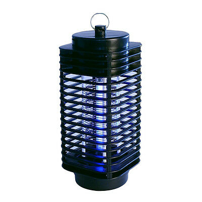 Electric Mosquito Fly Bug Insect Zapper Killer UV Trap LED Lamp Indoor Outdoor