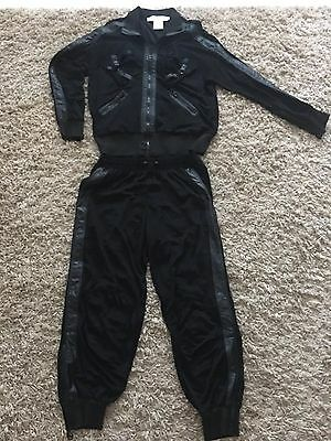 CHRISTIAN DIOR BOUTIQUE Black Tracksuit 2 Piece   FR 44 UK 14-16
