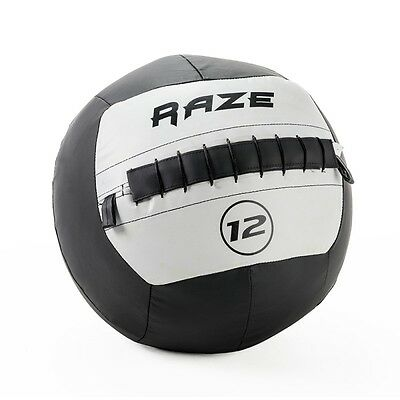 RAZE 12kg Wall Ball-Seconds/Clearance Stock, Medicine Ball, Crossfit,Gym,fitness