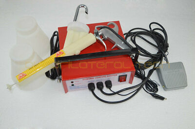 Original Portable Electrostatic Powder Coating System PC03-2 Paint machine CE