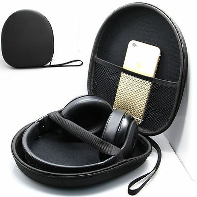 EVA Hard Shell Carrying Headphones Case Headset Travel Bag for SONY Sennheiser