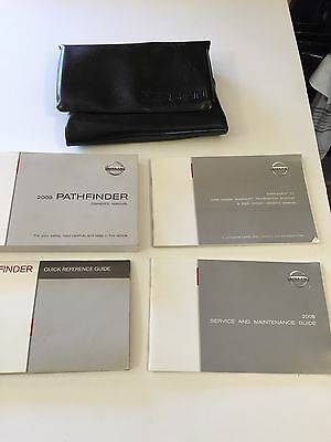 2009 Nissan Pathfinder Owners Manual