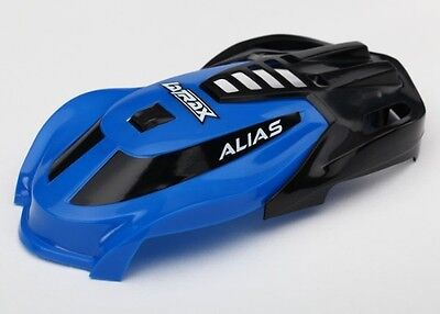 Traxxas [TRA] Blue Canopy with Hardware LaTrax Alias 6612 TRA6612