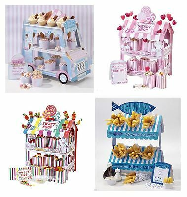 New wedding birthday party talking tables novelty display stand cart