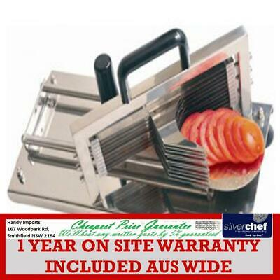 Fed Commercial Fast Tomato Slicer Manual Slicing Cutting Cutter Machine Ht-5.5