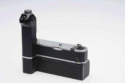 Nikon MD-2 Motor Drive with MB-1 Battery Pack for F2                        #701