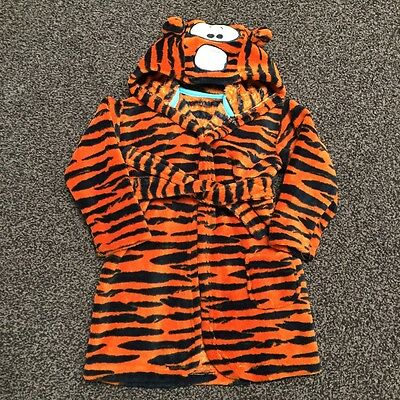 Baby Girl Boy. Tigger Dressing Gown. 12-18 month Old. Winnie The Pooh Disney.