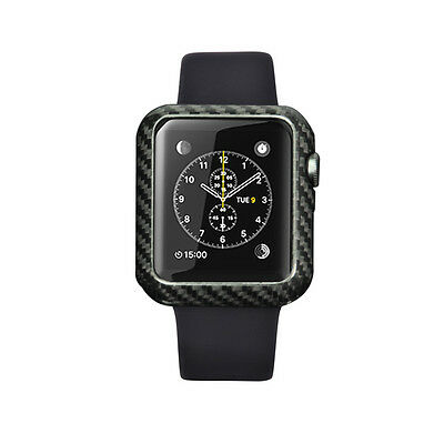 100% Real Carbon Fiber Case for 42mm Apple Watch Series 2