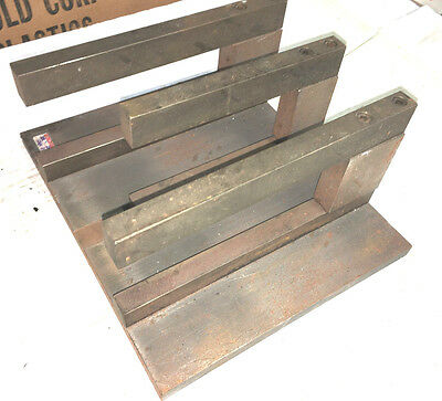 Machinist Set Up Block St-7167 Tools Press Block Fixture Mill Holding 3 Arms