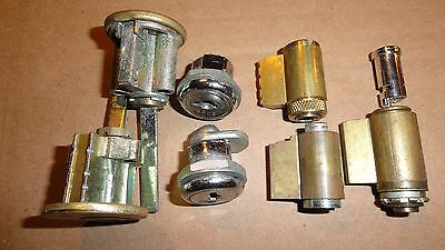 Lock Cylinders without Keys - Use for Pins and Springs (Lot 2)