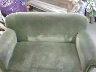 Antique drop end sofa