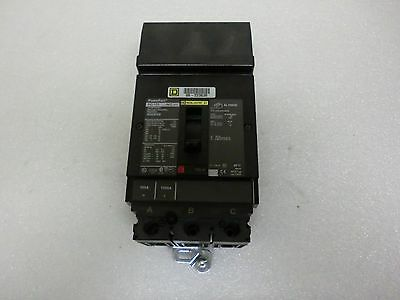 New Square D Circuit Breaker PowerPact HD150 3 Pole HDA36100 100 Amps