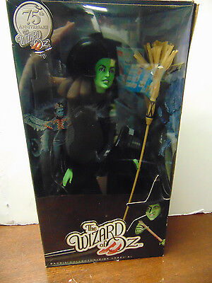 The Wizard of Oz Wicked Witch of the West 75th Anniversary Barbie