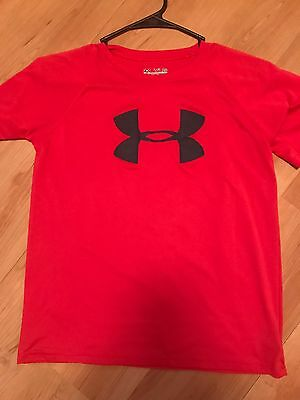 Under Armour youth boys kids size L shirt