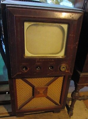 "Admiral 30A-1-S-E Vintage Movie Prop Television Tv ""te116"""