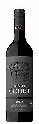 Night Court Padthaway Shiraz Red Wine Red Wine 2015 (12x750ml) Free Shipping