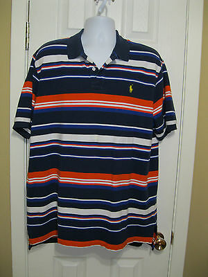 **POLO By RALPH LAUREN** Men's Polo Shirt Size ((XXL)) 100% Cotton