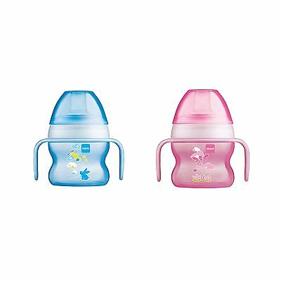 MAM Baby Feeding 150ml Starter Cup With Soft Spout - From 4 Months