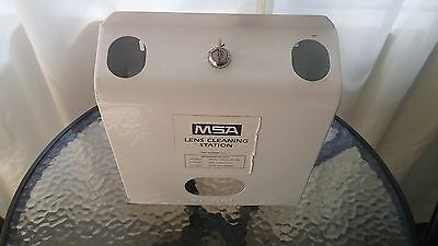 Msa Lens Cleaning Station