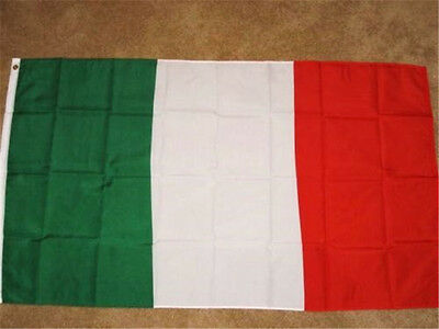 3'x5' Large Italian Flag Polyester the Italy National Banner  Brass Grommets A