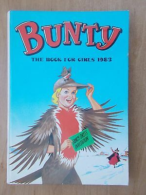 Bunty Annual The Book For Girls 1983